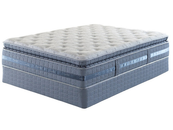 Serta Perfect Sleeper Elite Serenity Bay Pillowtop Plush Queen Mattress